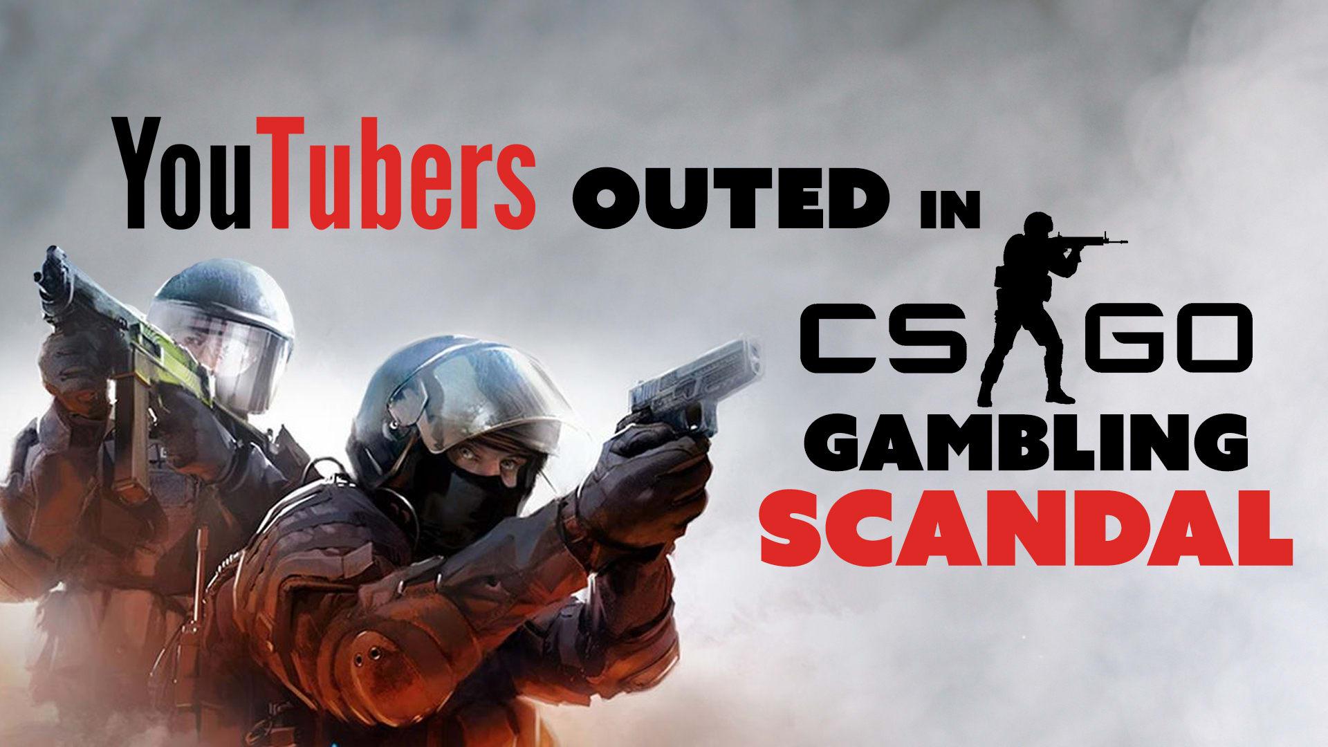 YouTubers Caught In CSGO Gambling Scandal - Rooster Teeth