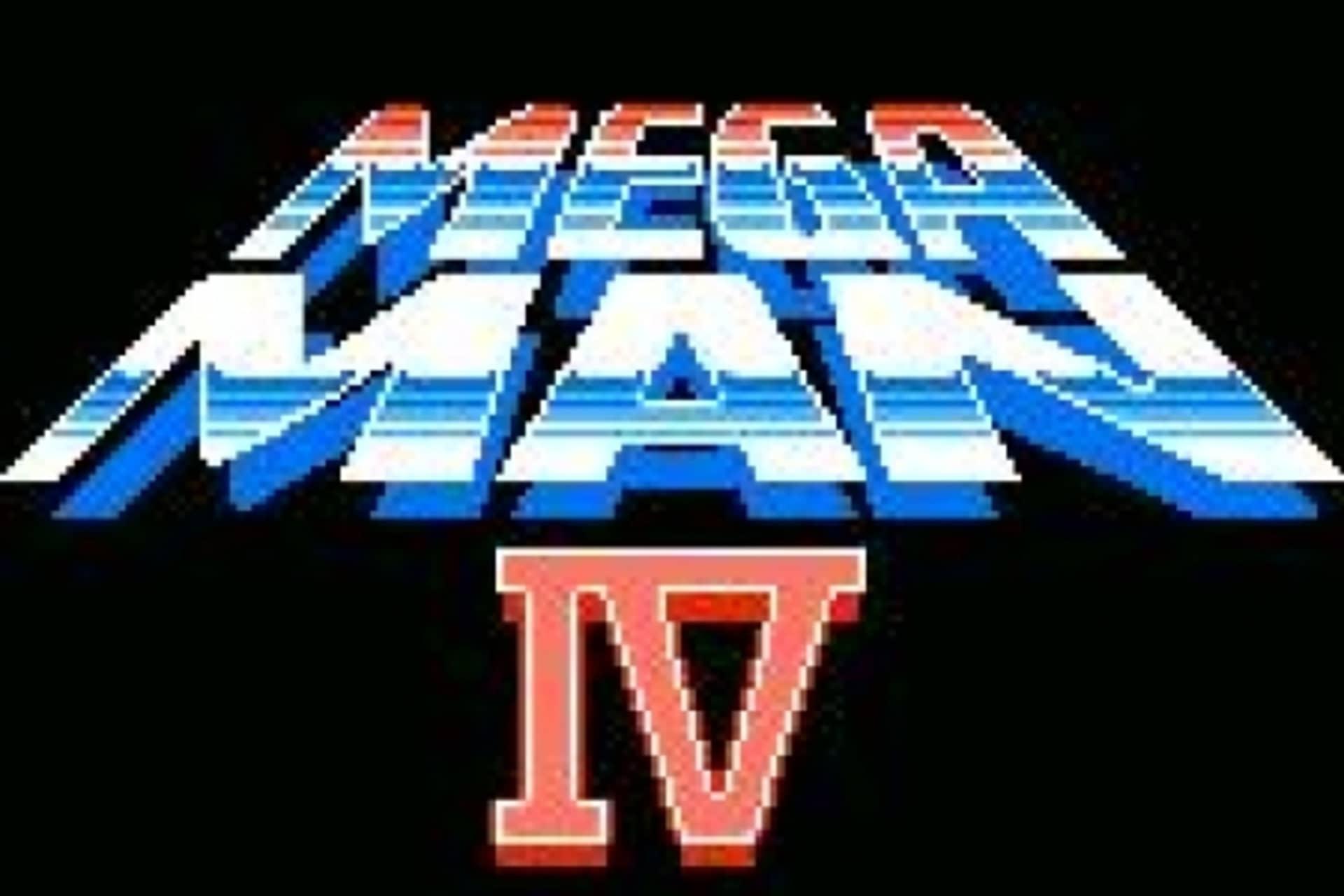megaman 2 title