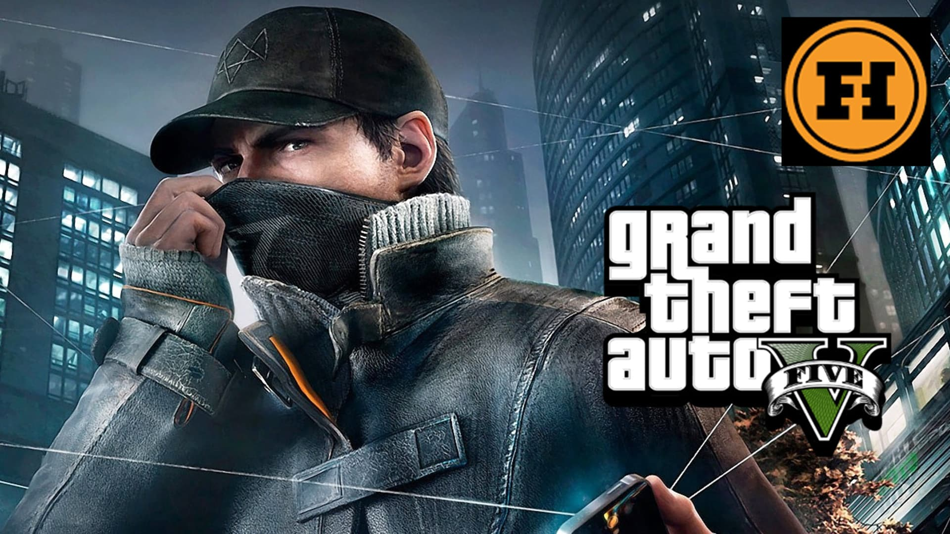 Watch Dogs In Gta 5 Mod Gameplay Rooster Teeth
