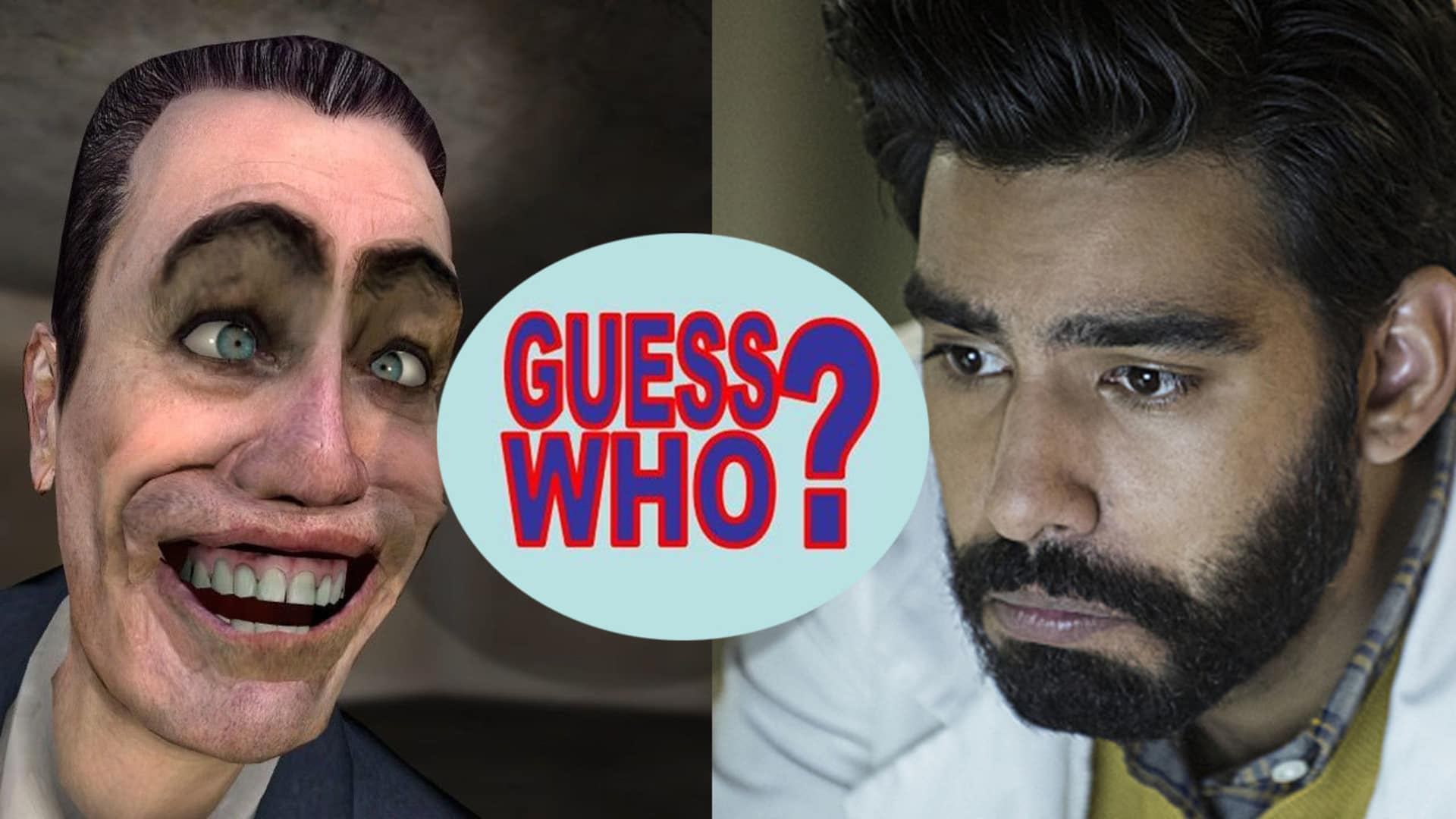 IMMIGRANTS VS AMERICANS - Gmod Guess Who Gameplay - Rooster