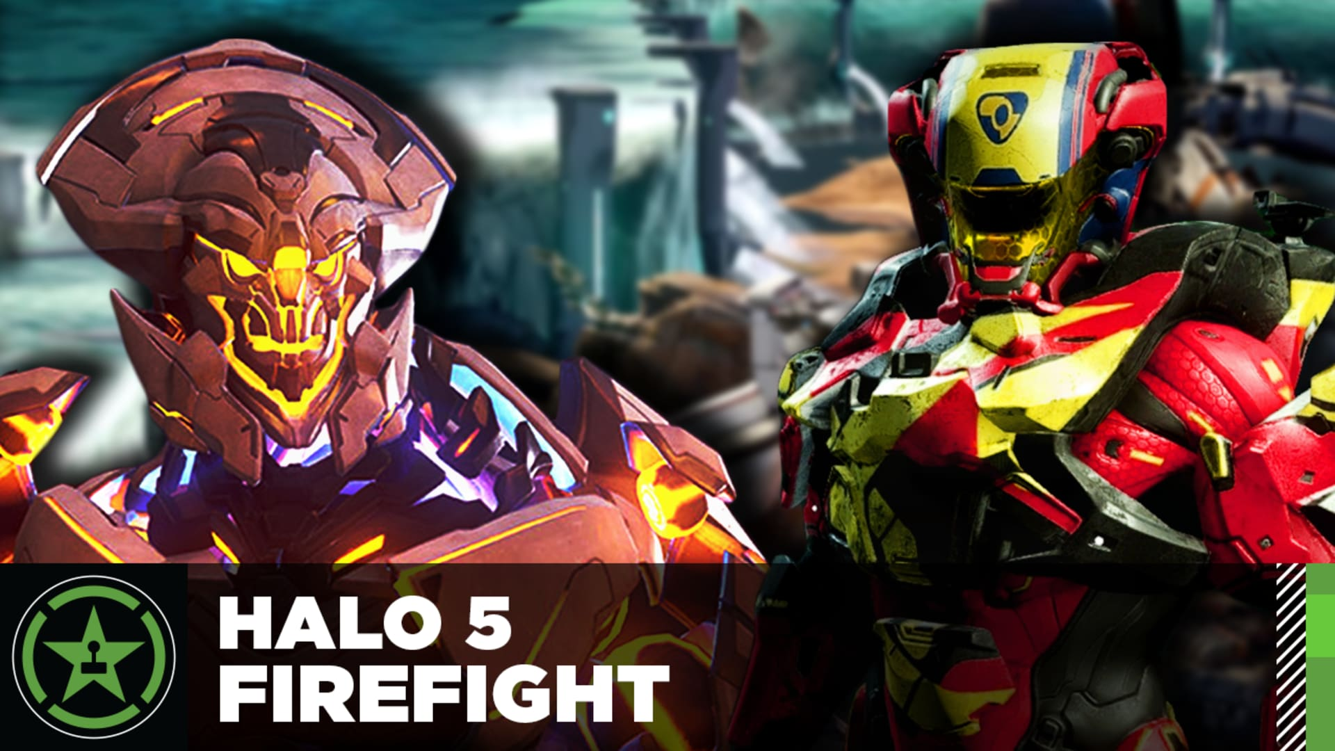 Halo 5: Firefight Beta - Rooster Teeth