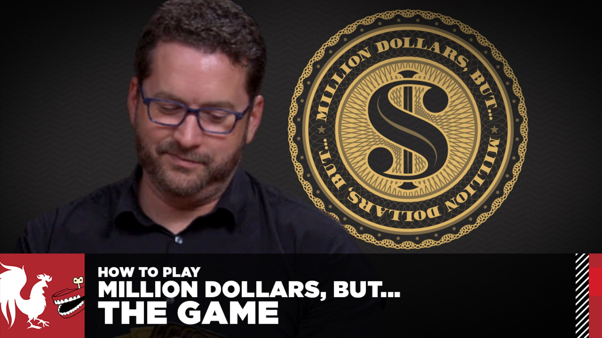 how to play million dollars but the game rooster teeth
