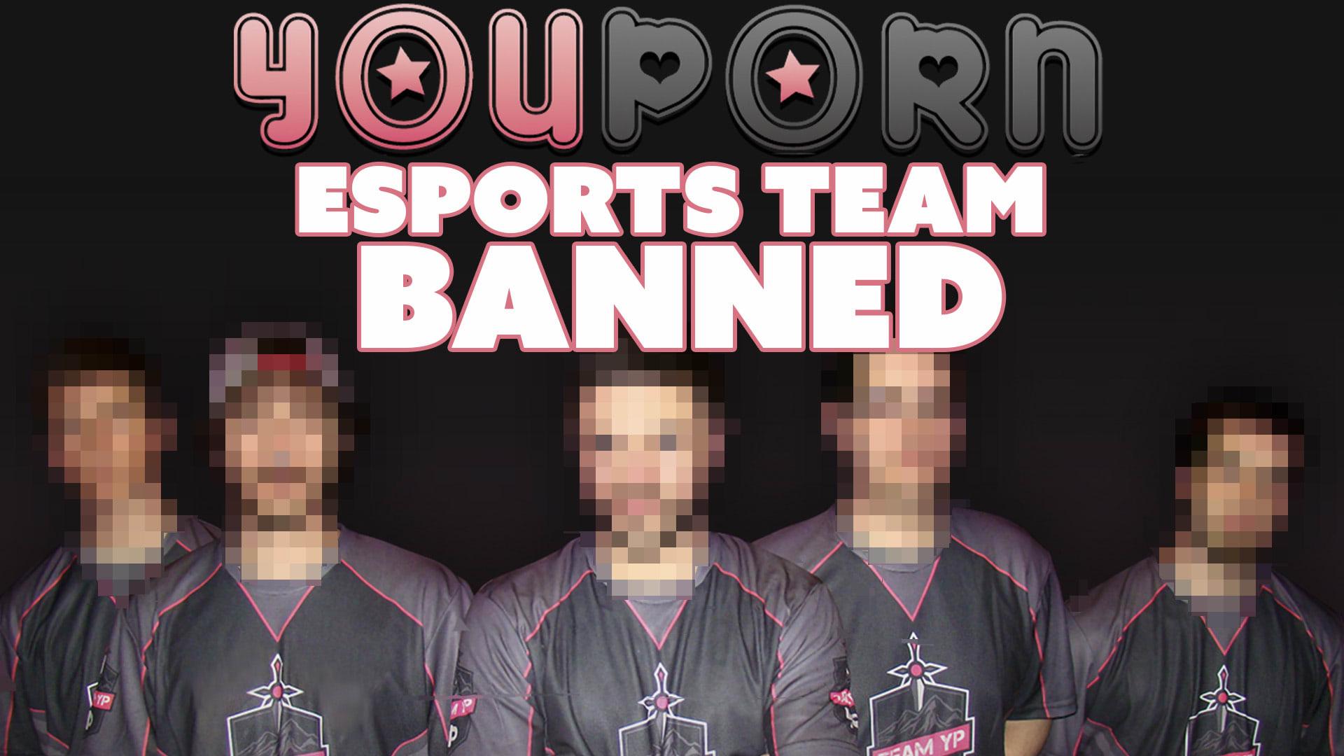 eSports BANS Porn - Rooster Teeth