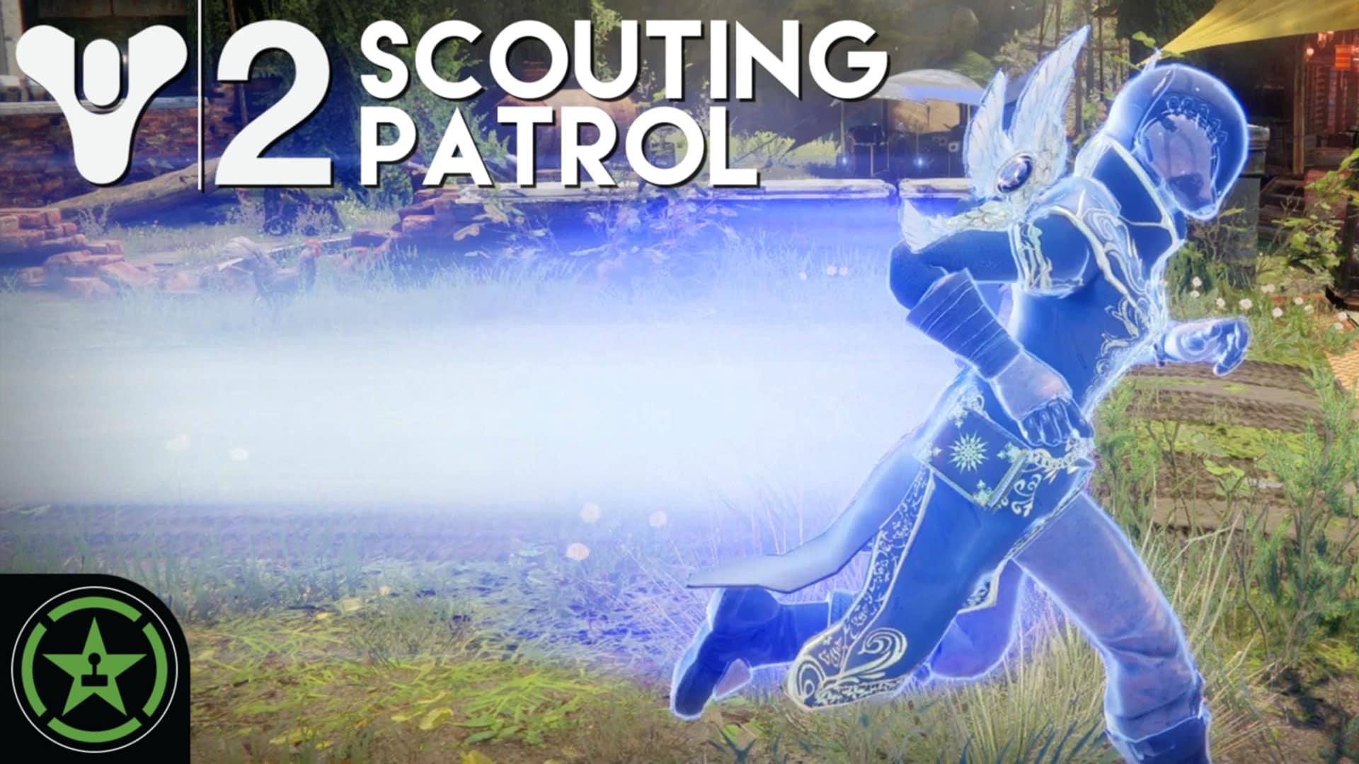 Destiny 2 - Scouting Commander & Sentry Ranks x4 (Easter Egg