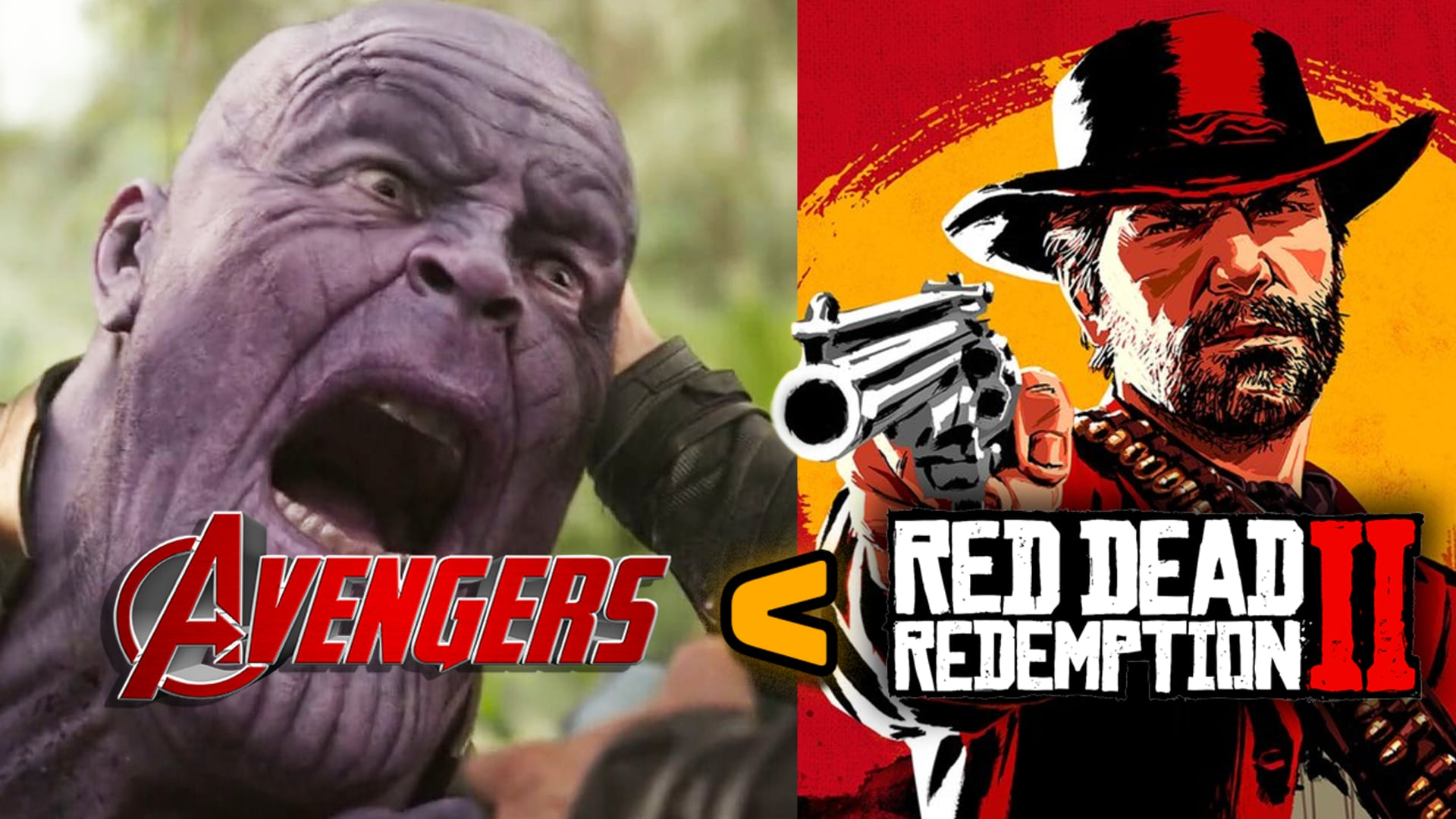 Red Dead 2 BIGGER THAN AVENGERS? Should It Be? - Dude Soup Podcast