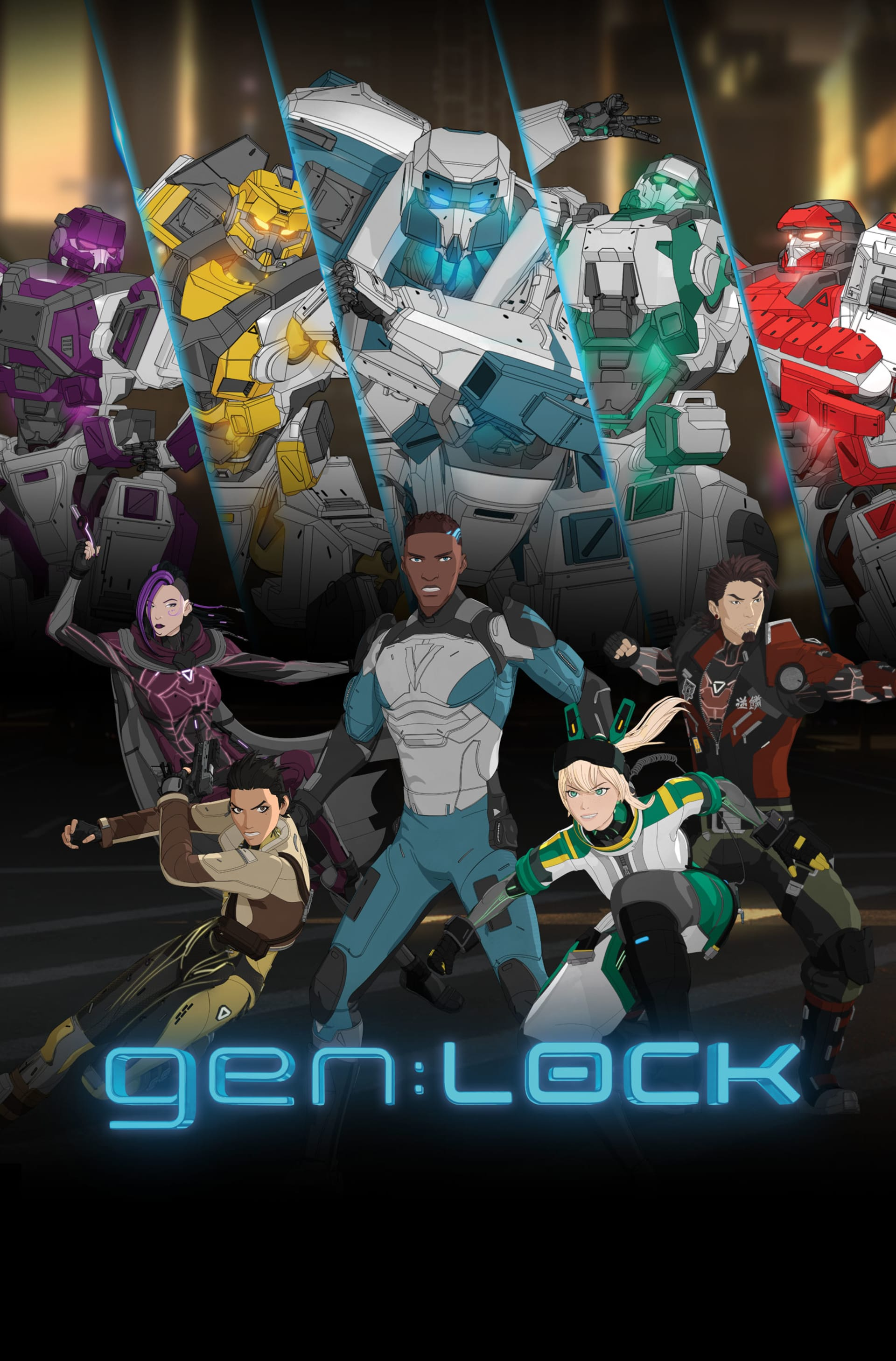 Series gen:LOCK - Rooster Teeth