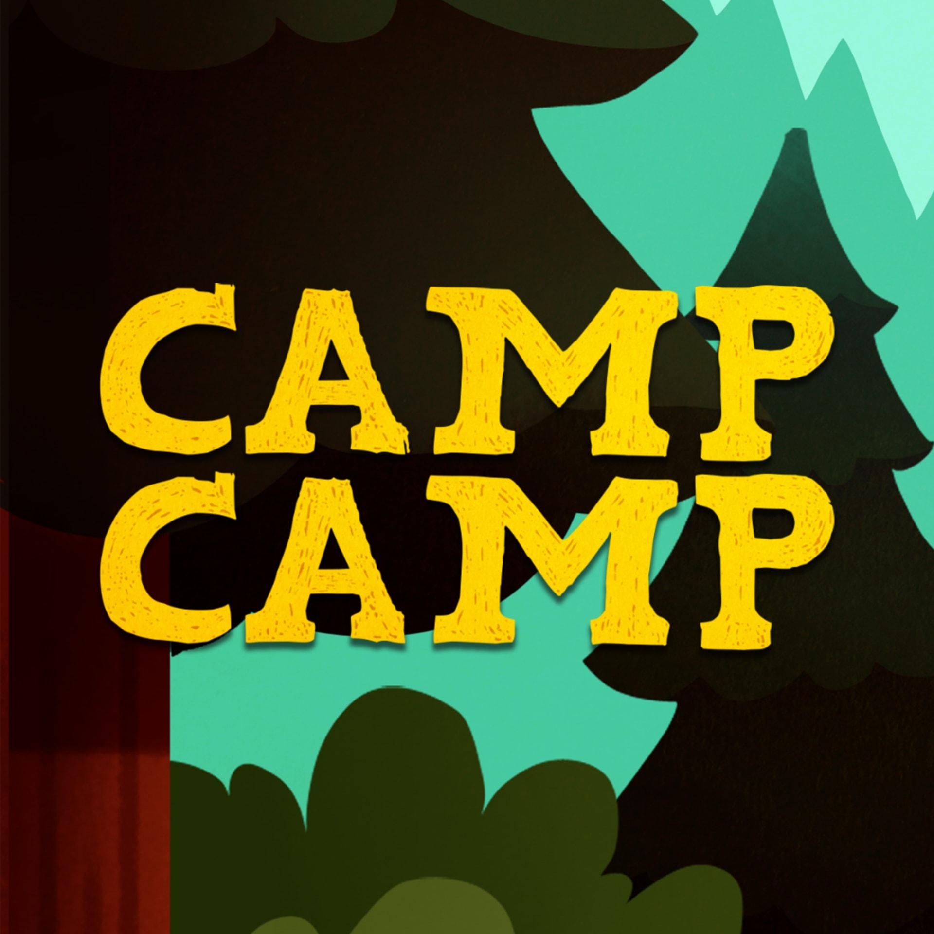 Series Camp Camp - Rooster Teeth