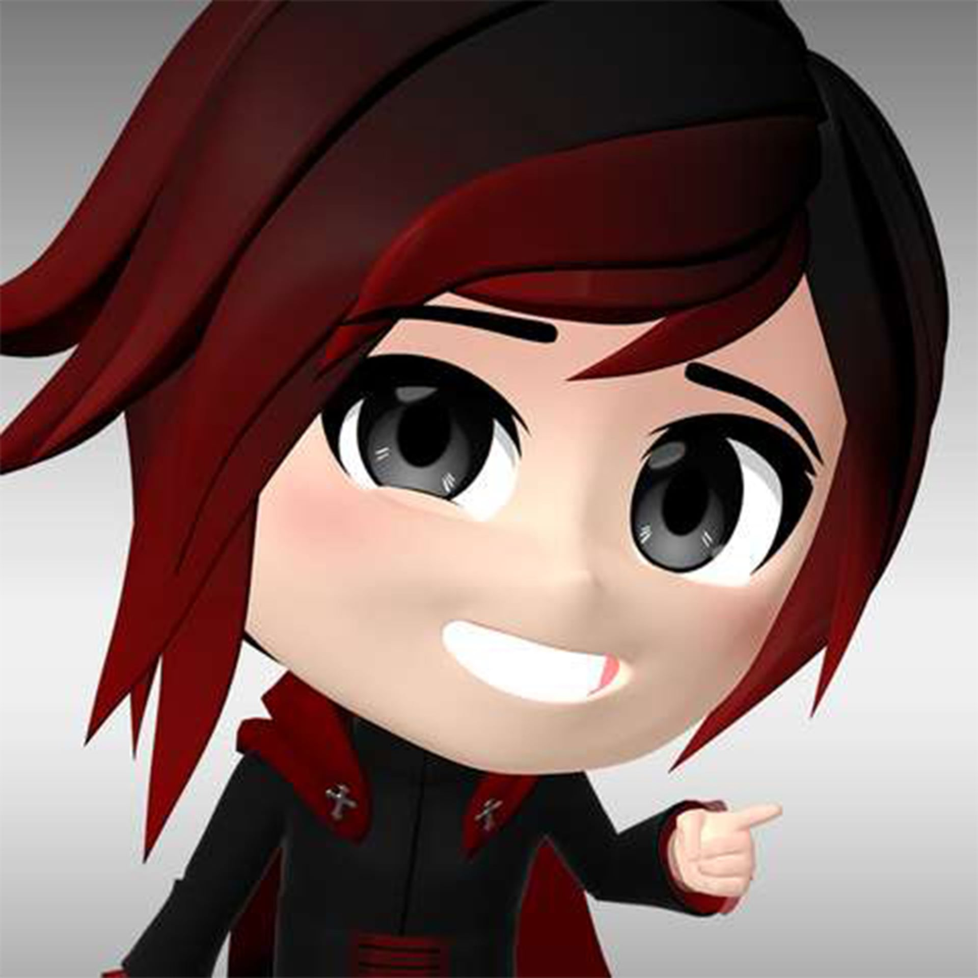 Series RWBY Chibi - Rooster Teeth