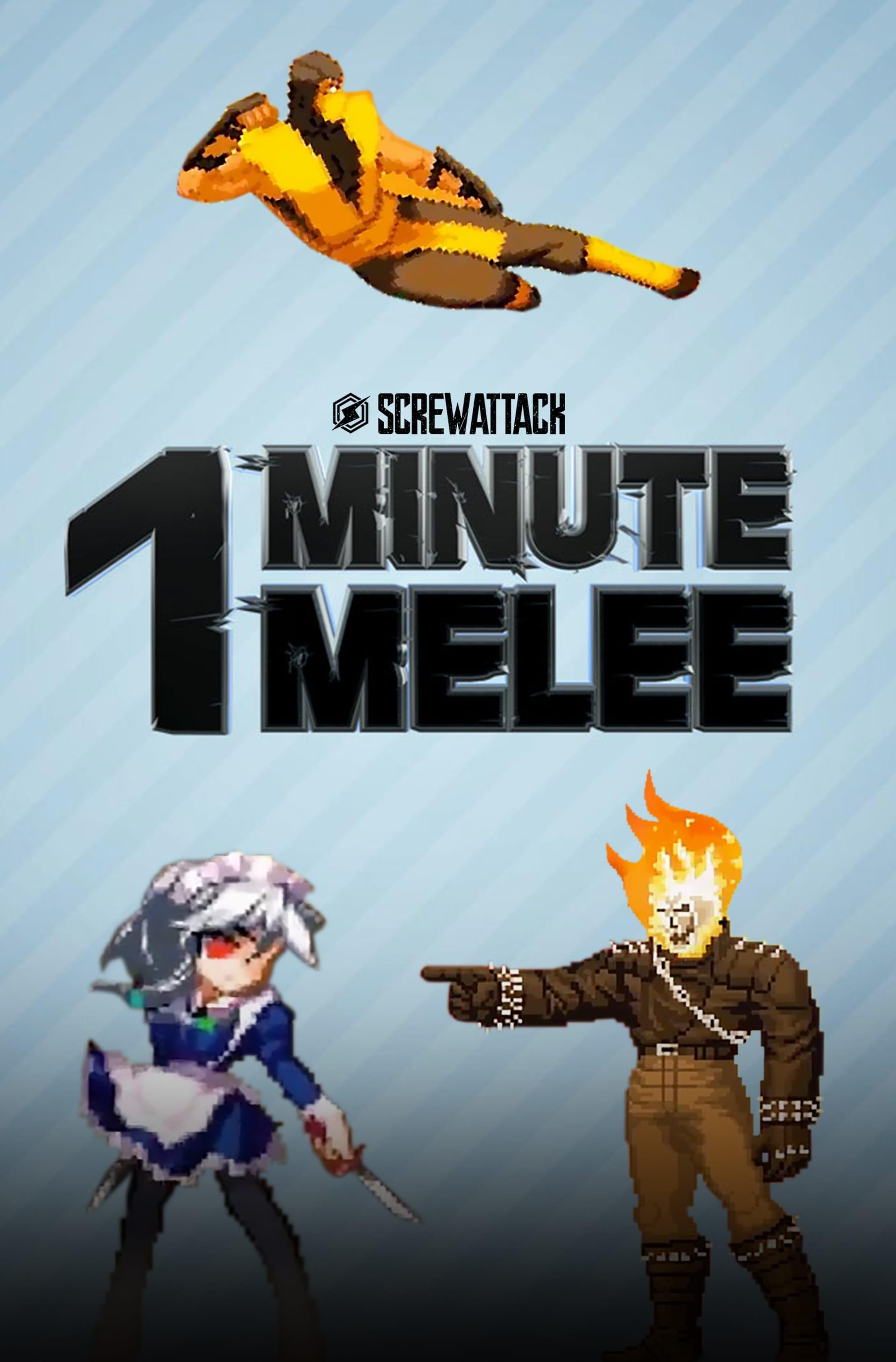 Series One Minute Melee - Rooster Teeth