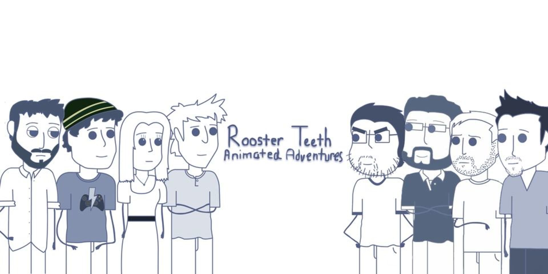 Series Rt Animated Adventures Rooster Teeth