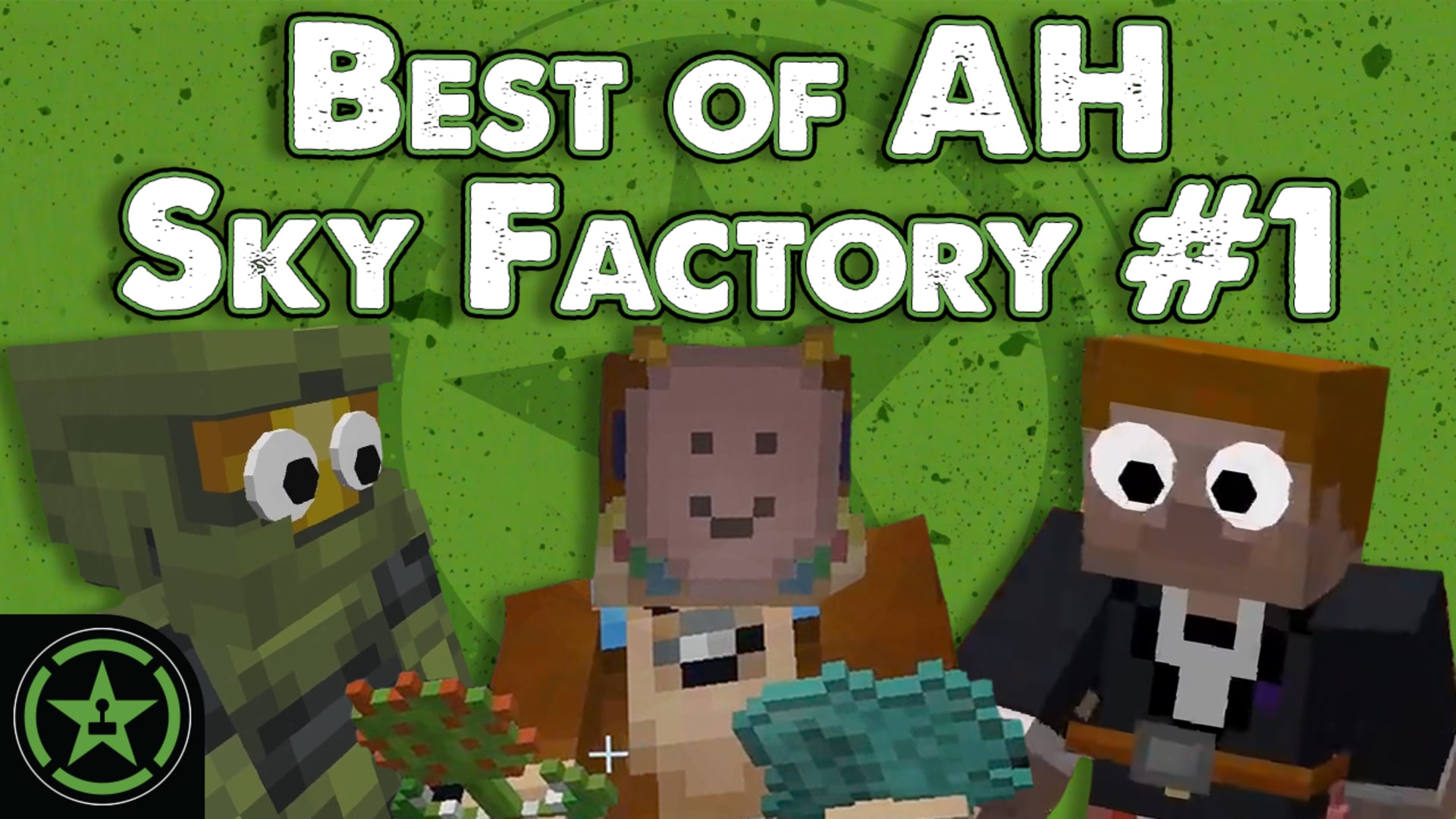 Best of Achievement Hunter - Sky Factory #1 - Rooster Teeth