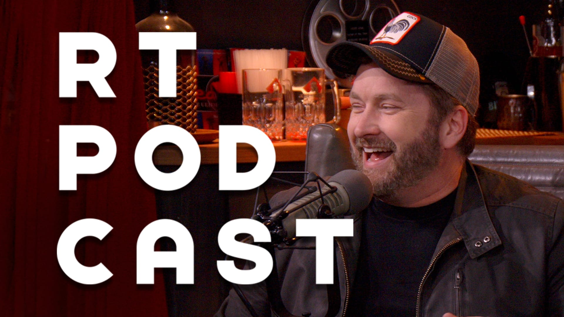 Series Rooster Teeth Podcast - Rooster Teeth