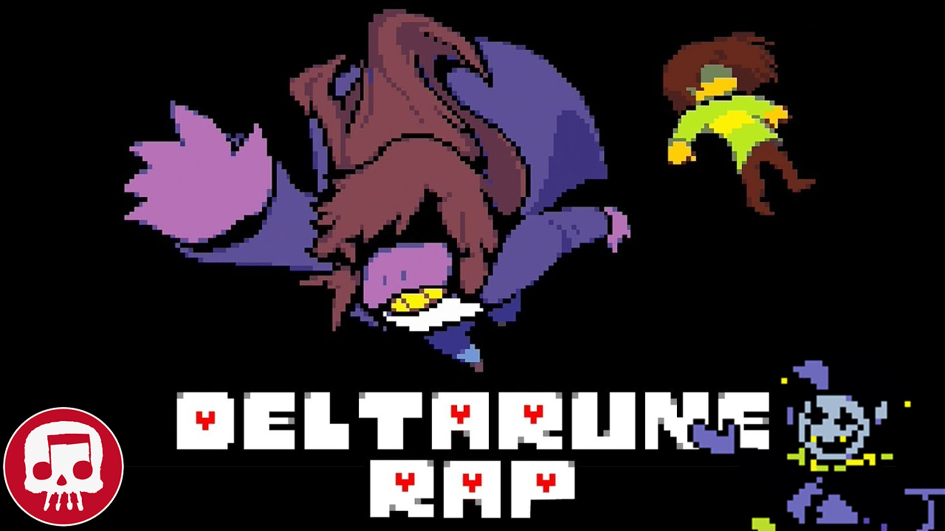 Deltarune Rap Feat Cg5 I Can Do Anything Rooster Teeth