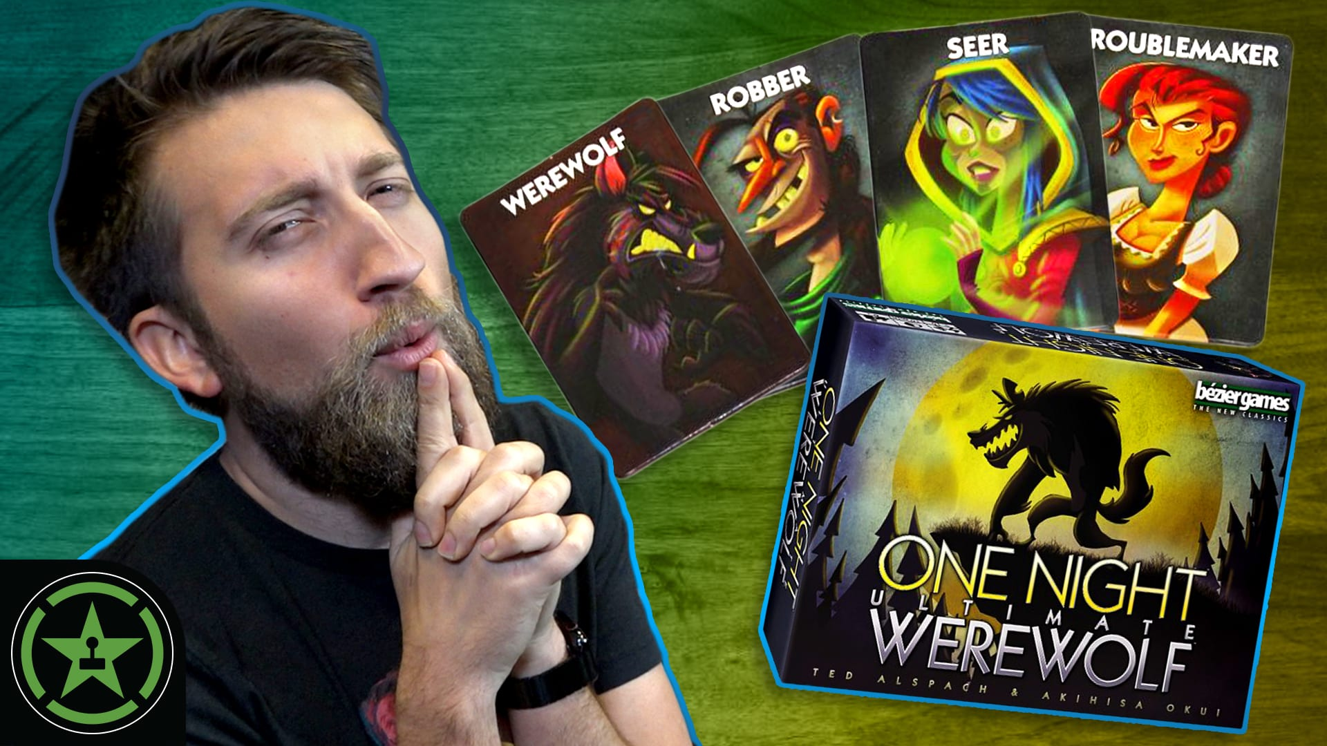 WHO ARE YOU?! - One Night Ultimate Werewolf (#2) - Let's