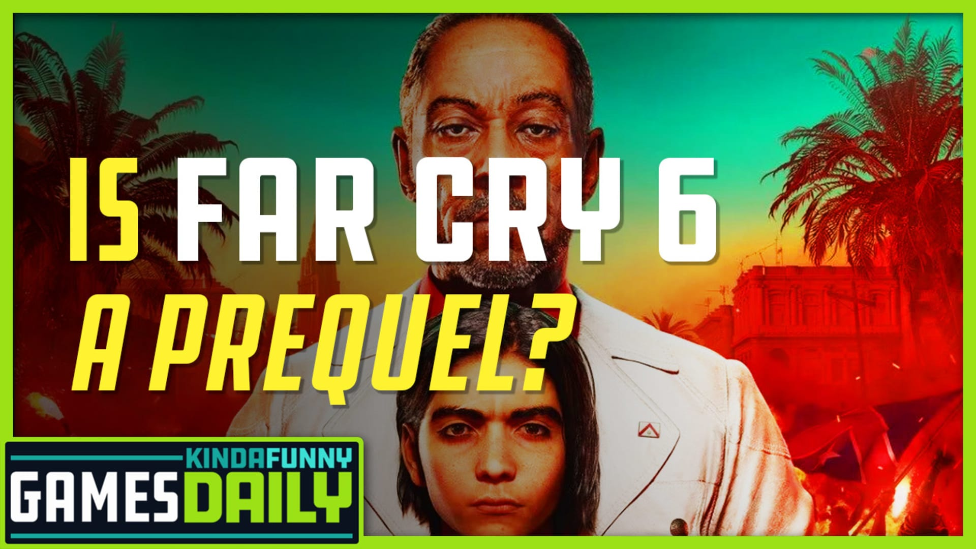 Is Far Cry 6 A Prequel Rooster Teeth
