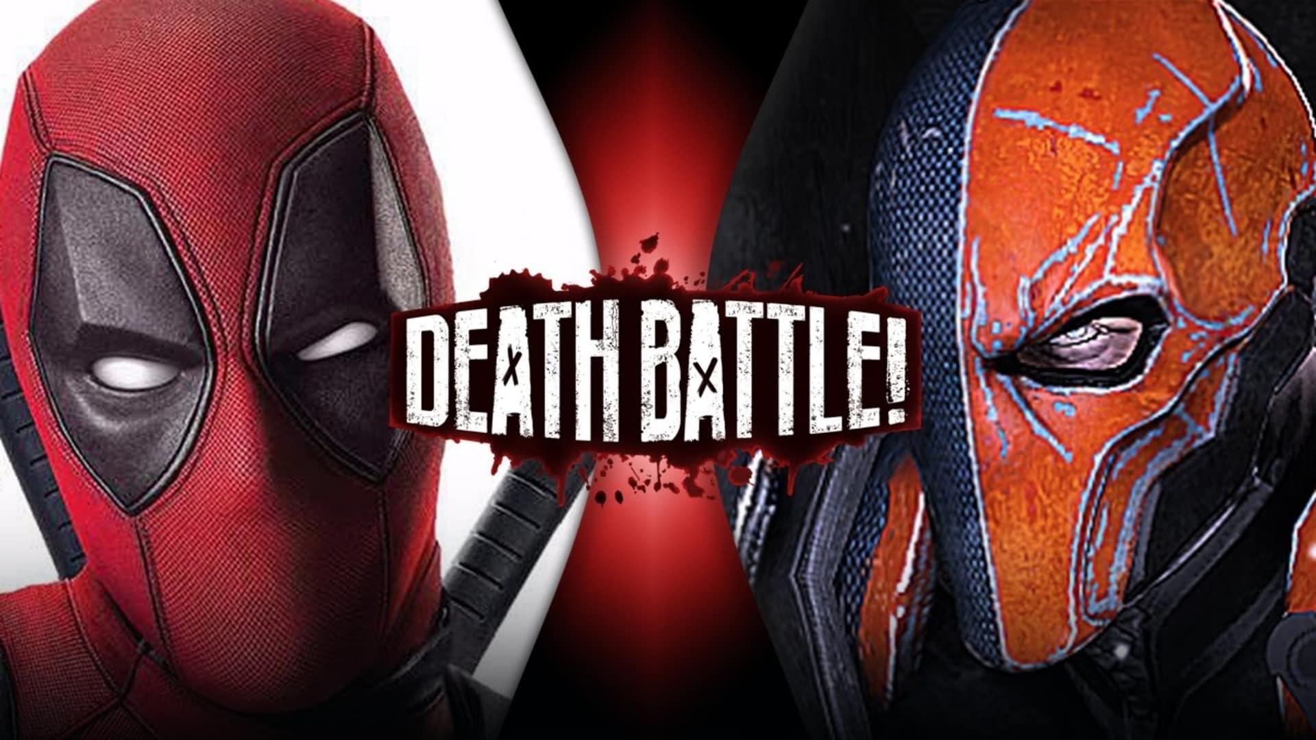 Deadpool VS Deathstroke (Marvel VS DC) - Rooster Teeth