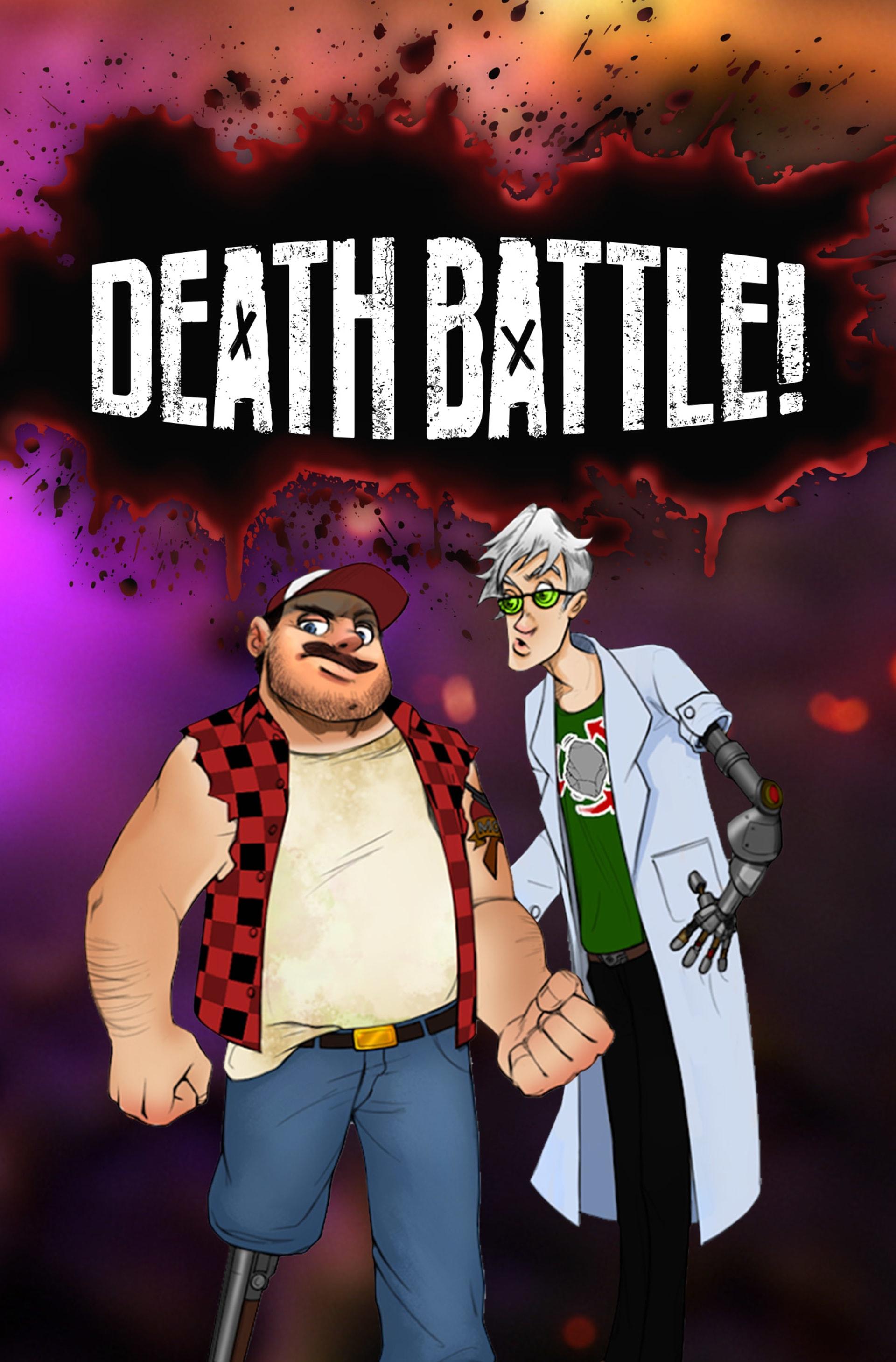 dec90663f60a Series DEATH BATTLE! - Rooster Teeth