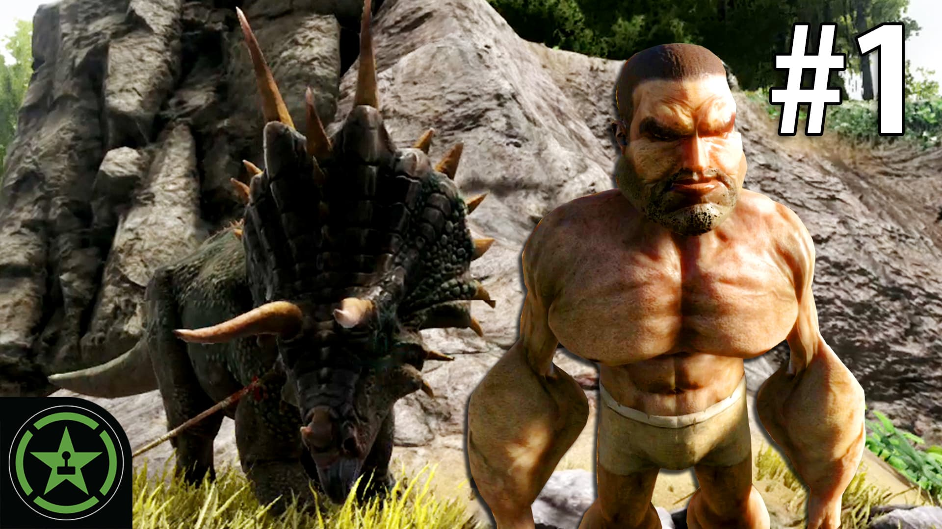 We Look Like Freaks - Ark: Survival Evolved (#1) - Rooster Teeth