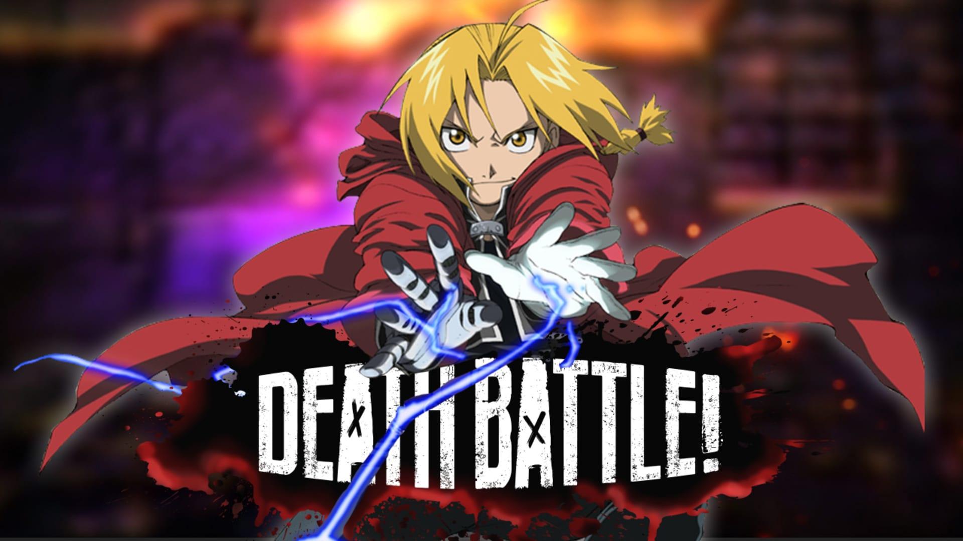Edward Transmutes into DEATH BATTLE! - Rooster Teeth
