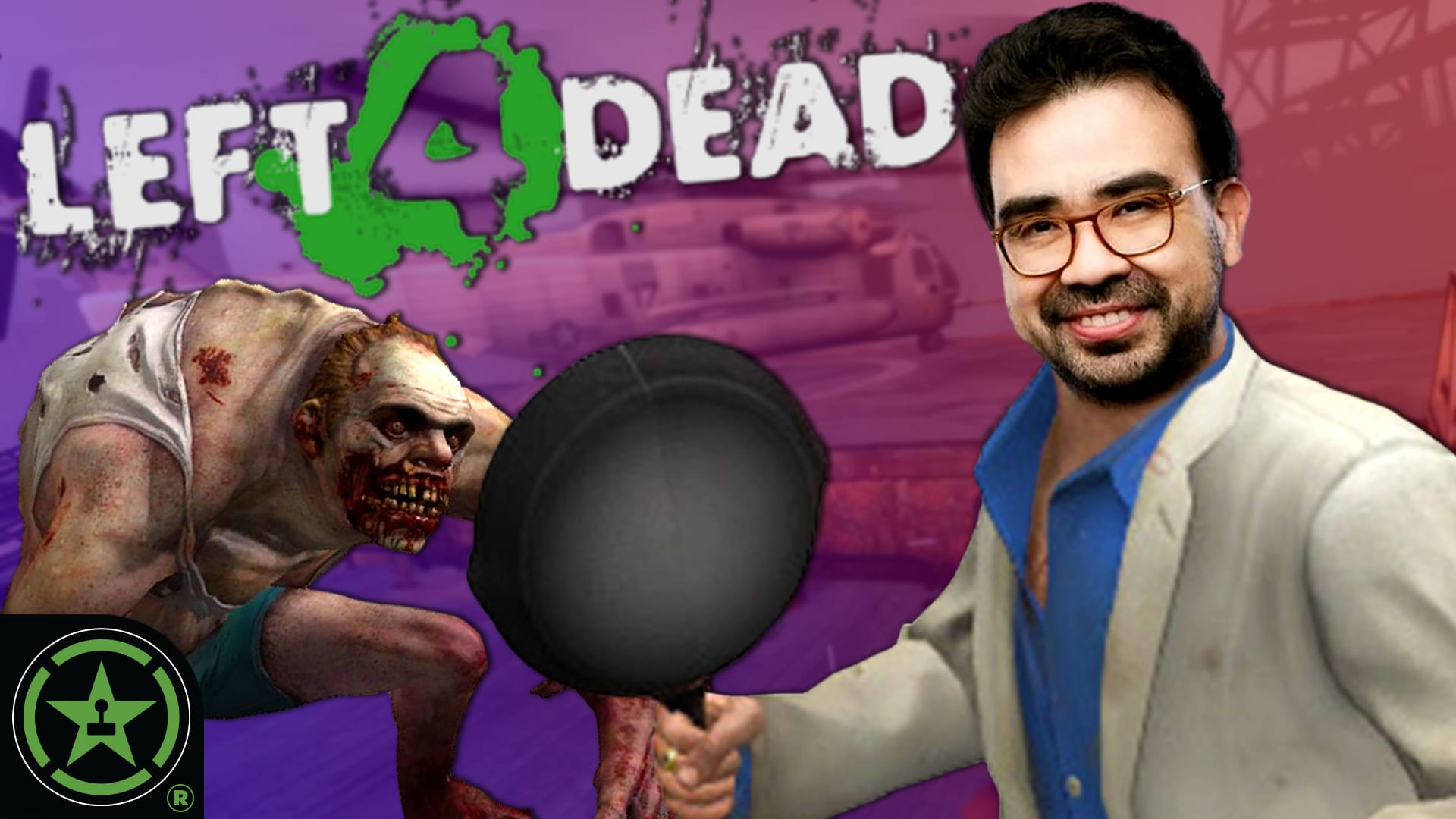 Get Fried! - Left 4 Dead: All Gus August - Let's Play - S9E183 - Rooster  Teeth
