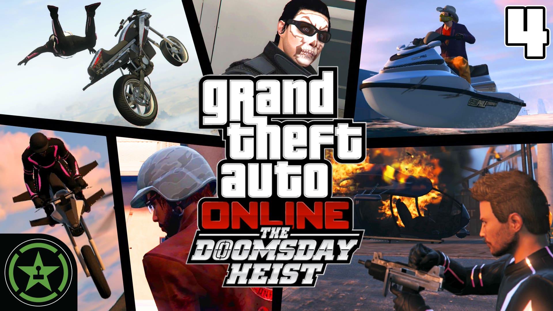 GTA V - The Bogdan Problem: Prep - Doomsday Heist (#4