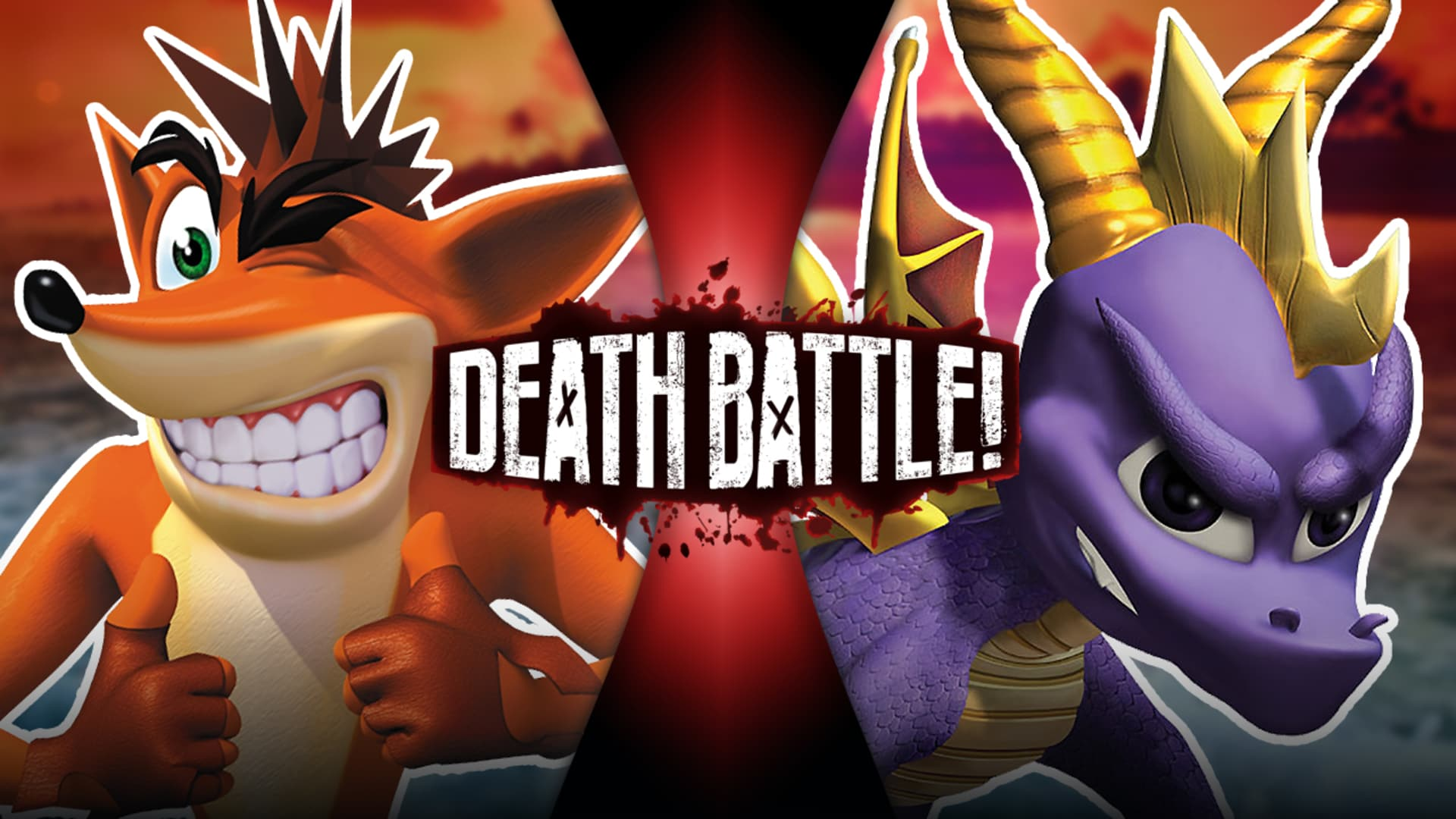 Crash VS Spyro - Rooster Teeth