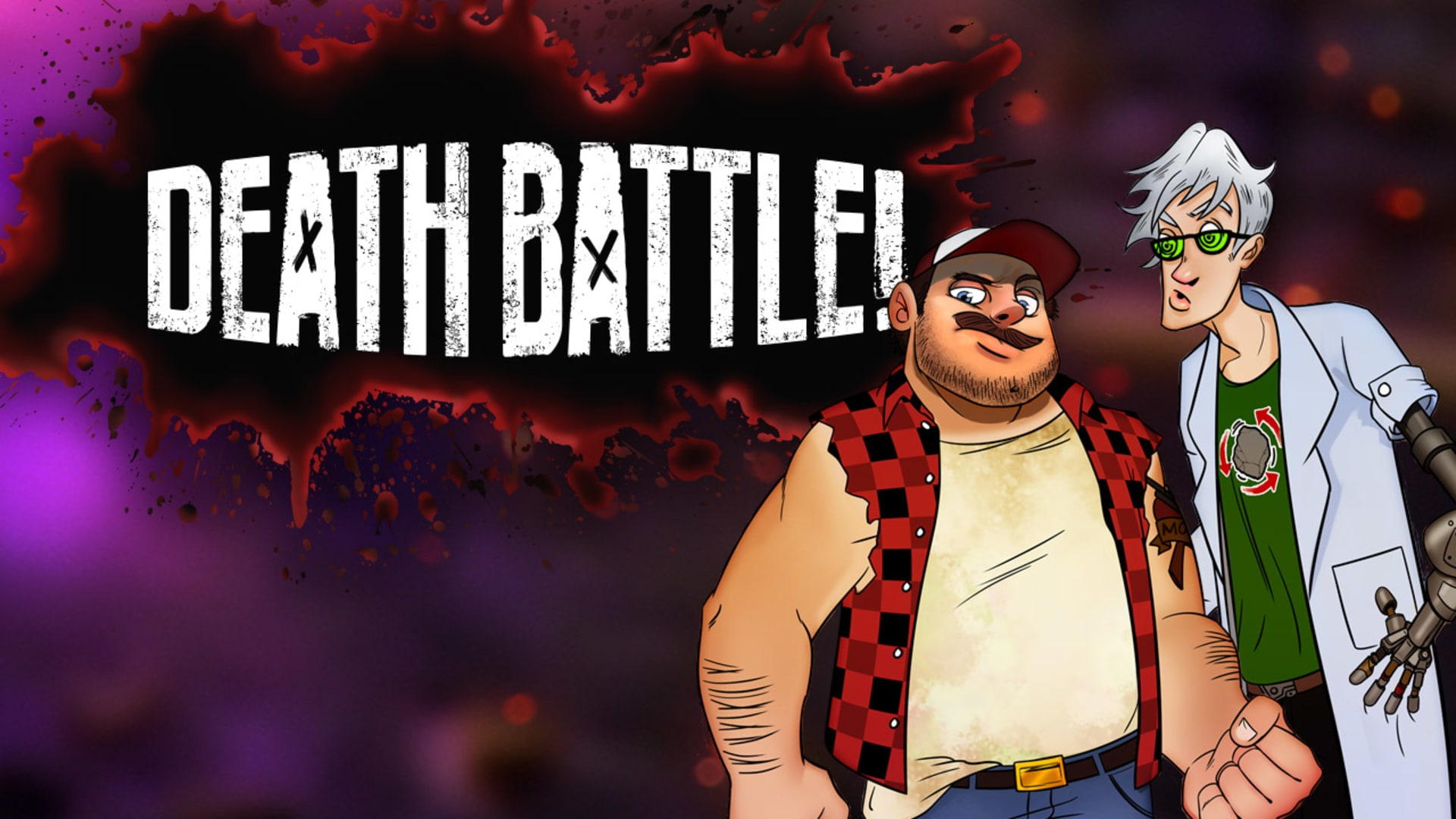 Series DEATH BATTLE! - Rooster Teeth
