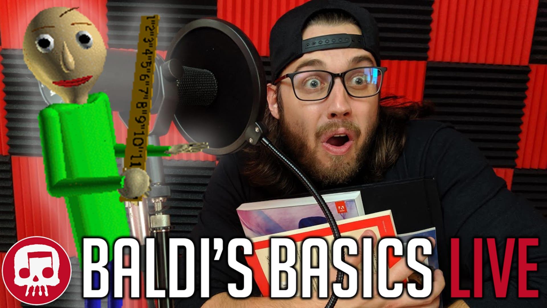 Baldi S Basics Rap Live Performance Rooster Teeth