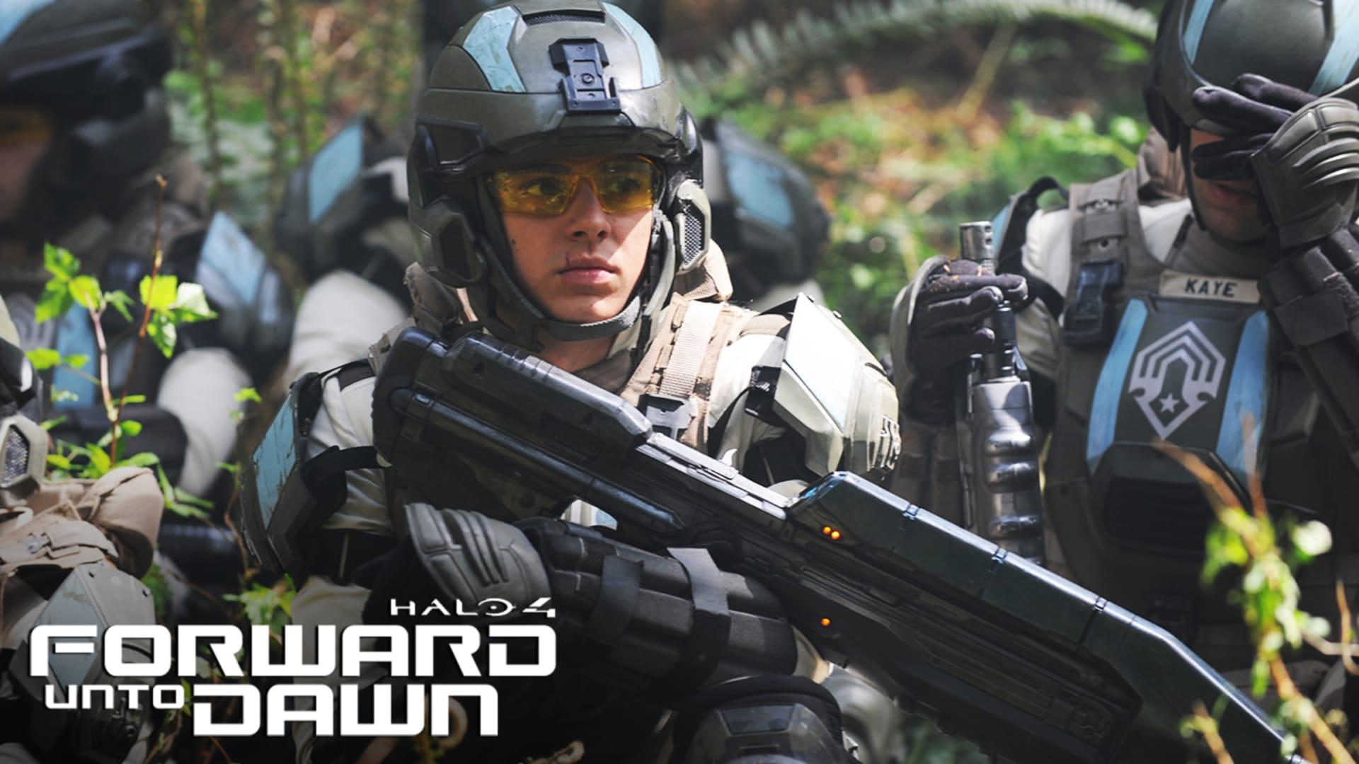 Halo 4 Forward Unto Dawn Halo 4 Forward Unto Dawn Roosterteeth