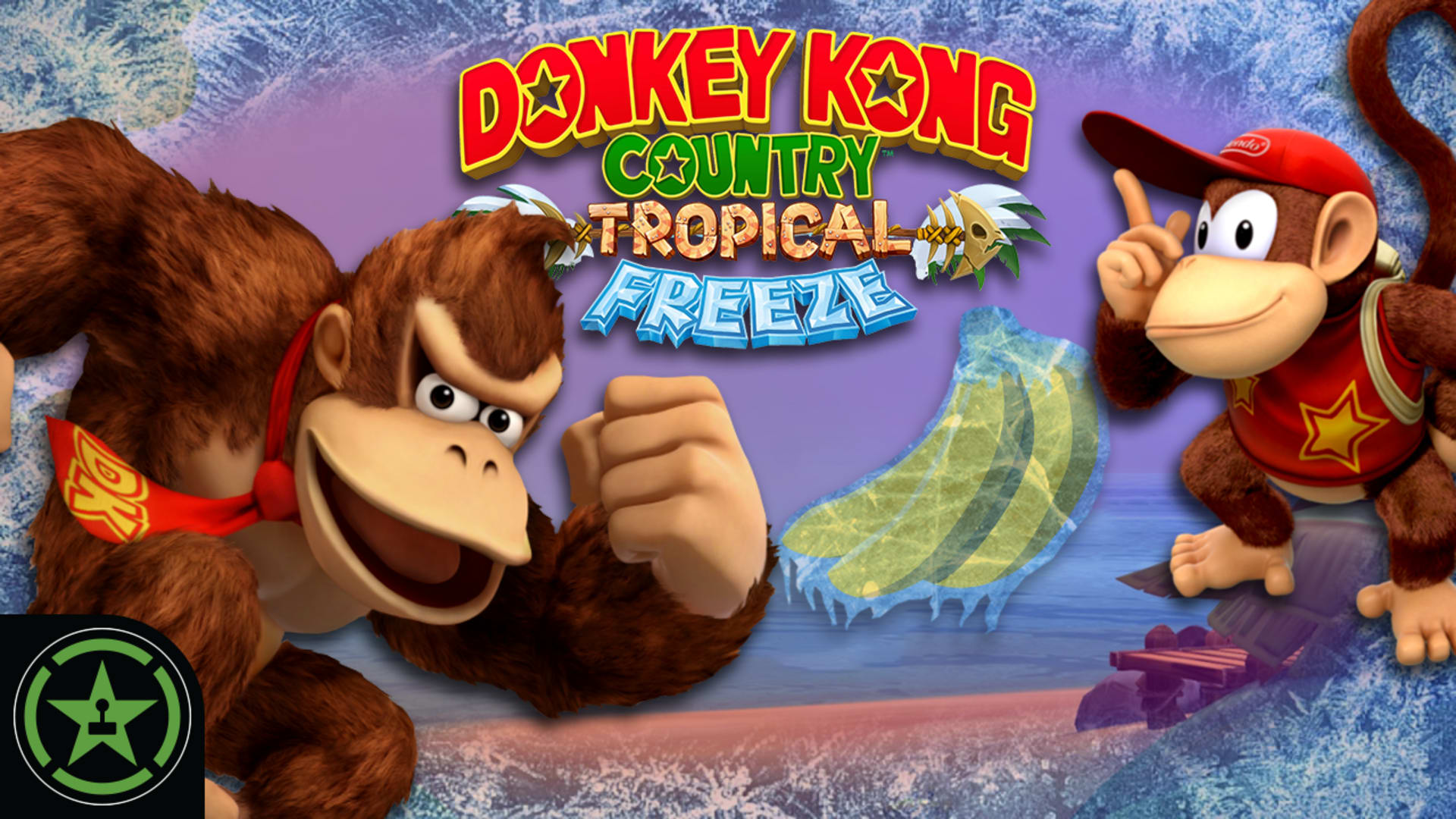 The Great Smashdown - Donkey Kong Country: Tropical Freeze