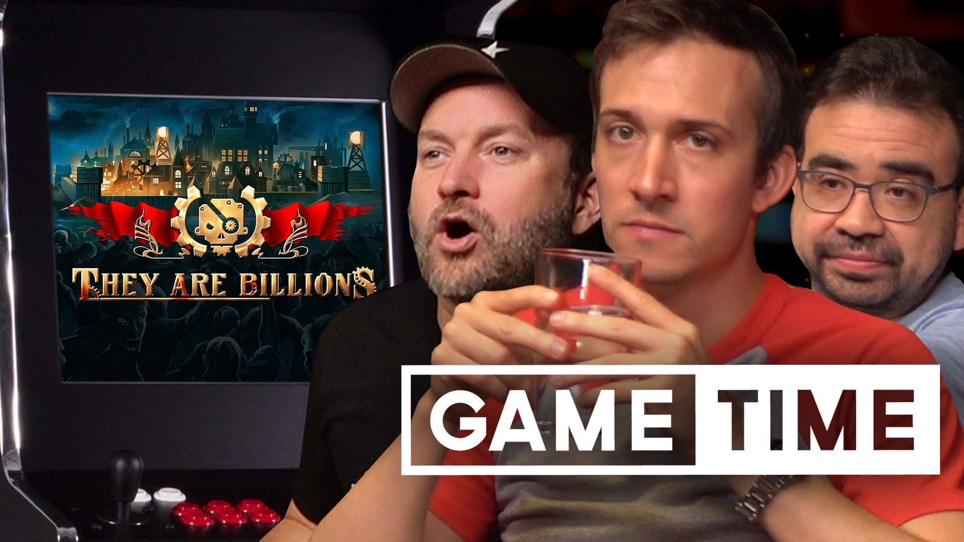 They are Billions Vs HORDE DAY - Rooster Teeth