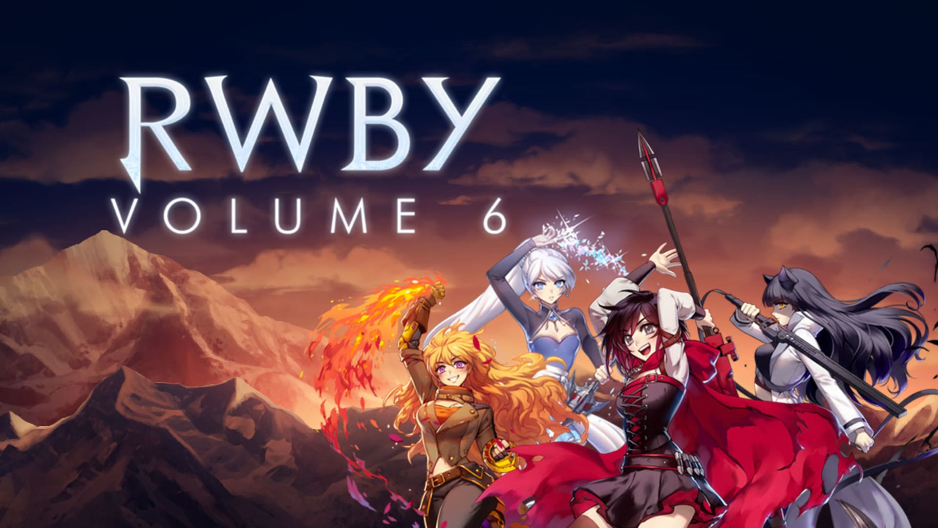 Series RWBY - Rooster Teeth