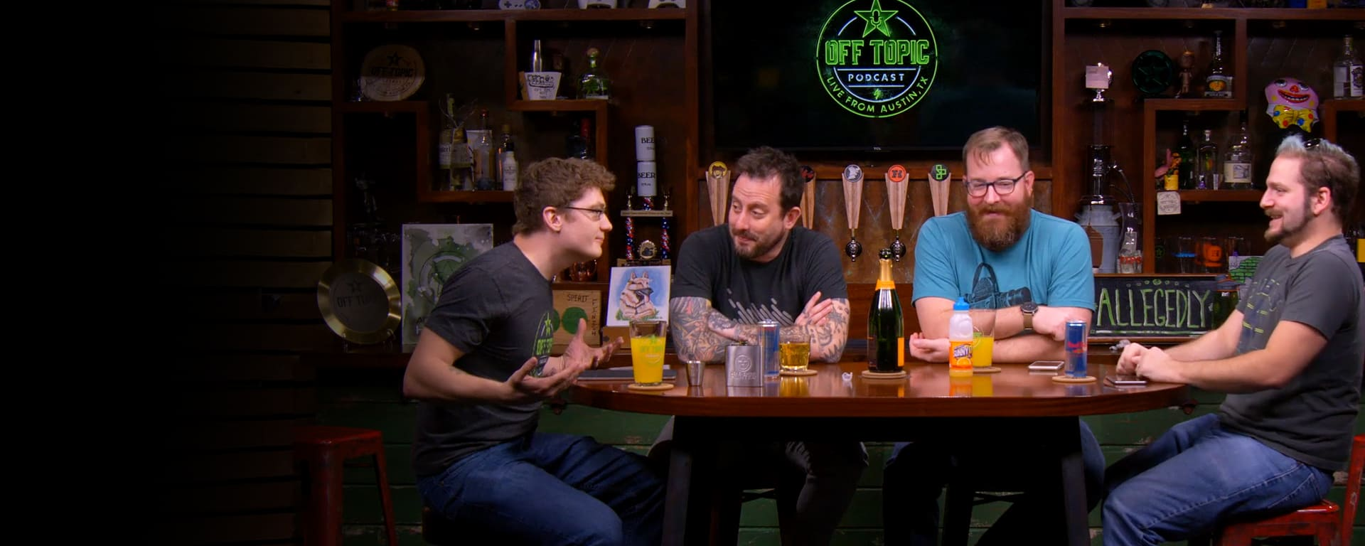 Series Off Topic - Rooster Teeth