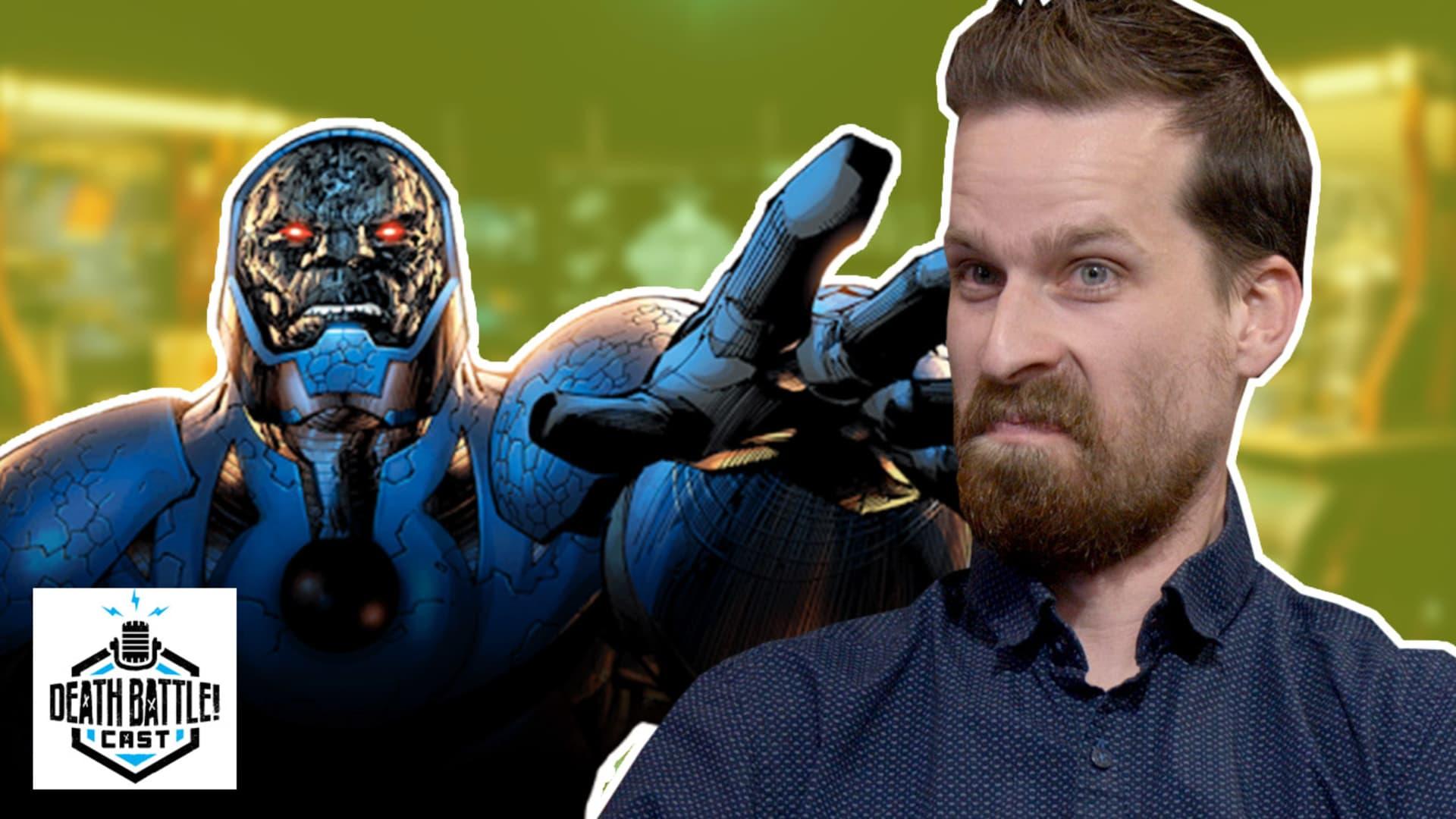 Thanos VS Darkseid Q&A - Rooster Teeth