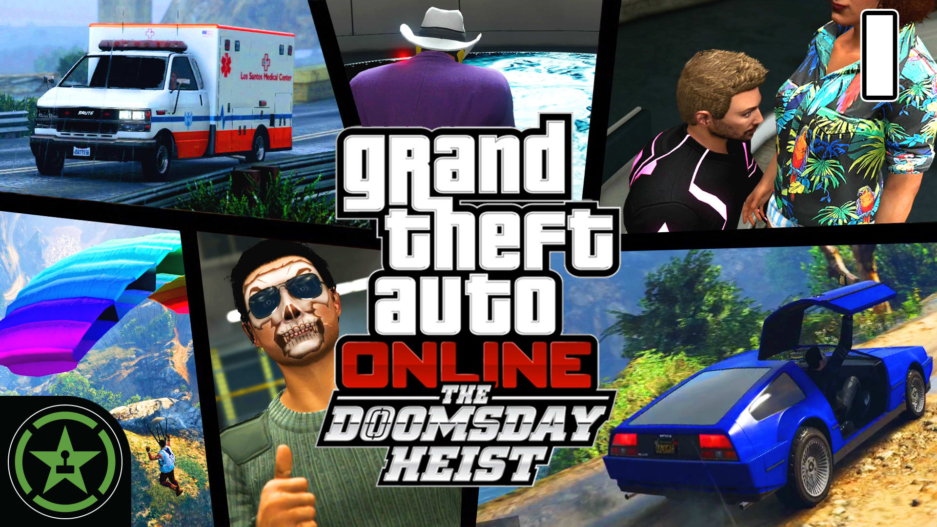 gta online doomsday heist ending