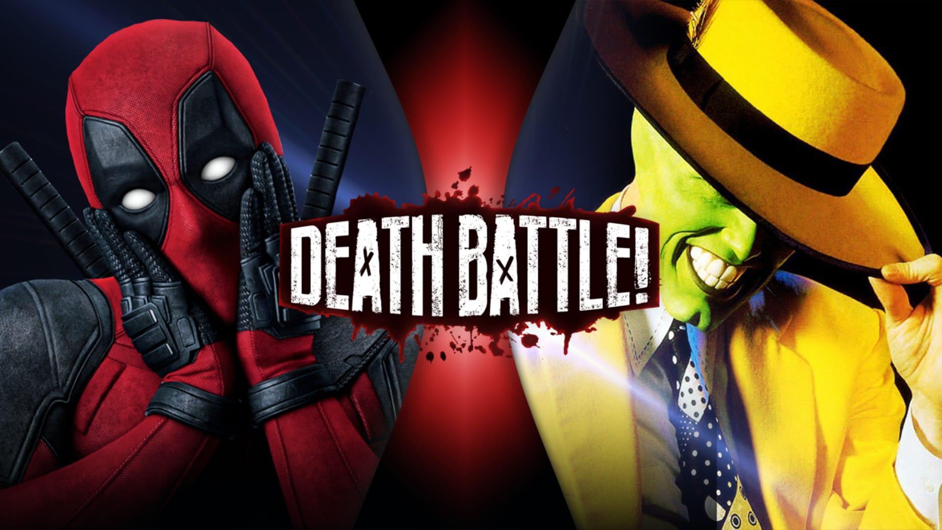 Deadpool Vs Mask Rooster Teeth