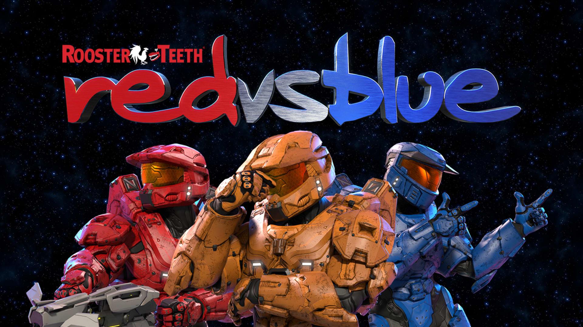Series Red Vs Blue Rooster Teeth