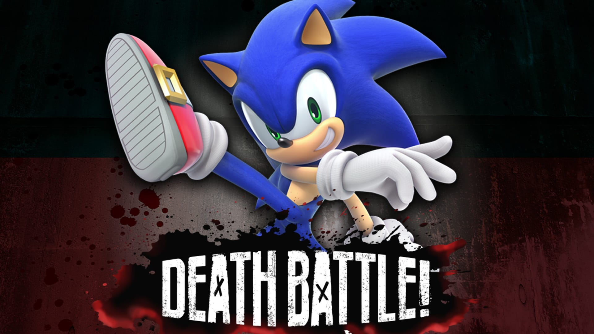 Sonic Booms Into Death Battle Rooster Teeth