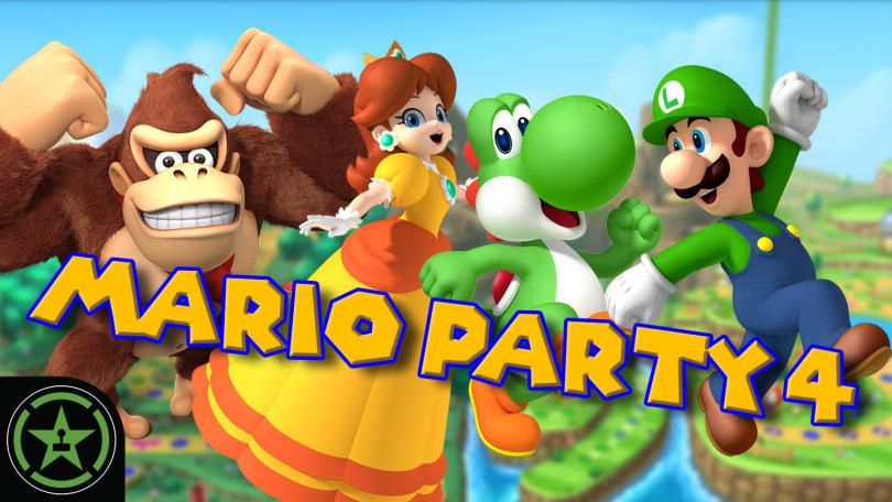 Koopa's Seaside Soiree - Mario Party 4 - Rooster Teeth