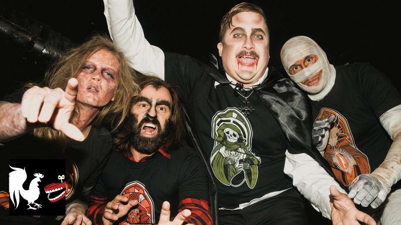 Rooster Teeth's Halloween Curse - RT Shorts - Rooster Teeth