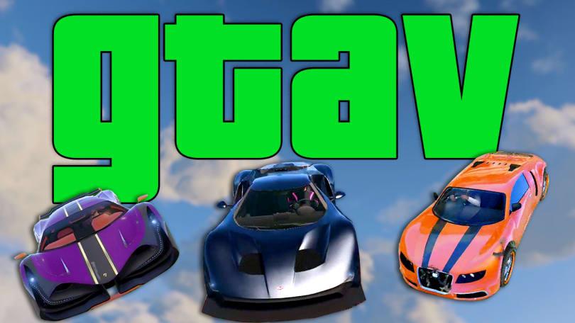 Let's Play GTA V