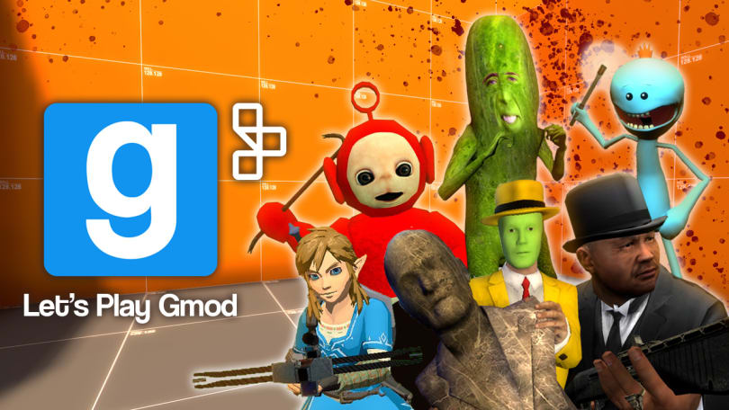 Let's Play Gmod