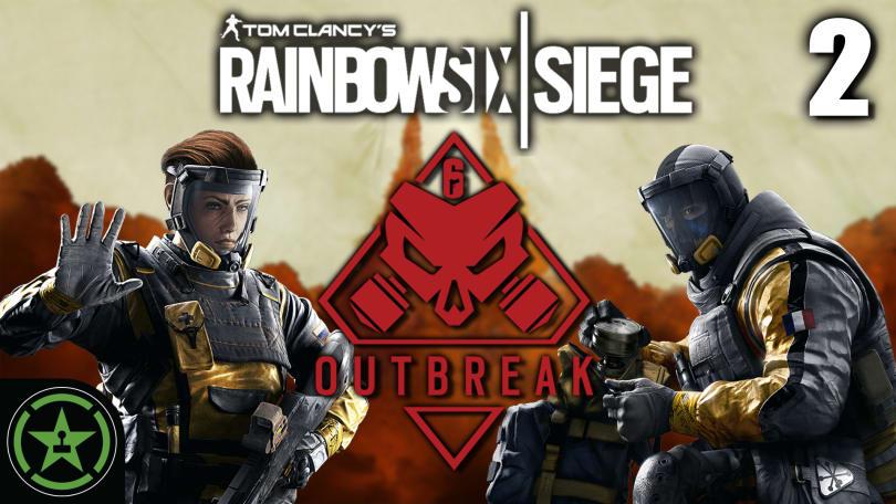 Rainbow Six: Siege - Outbreak (#2) - Rooster Teeth