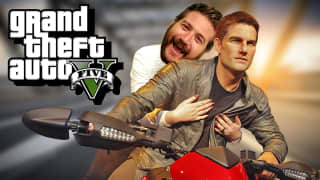 Gta 5 Funny Moments Rooster Teeth