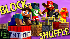 Musical Chairs In Minecraft Block Shuffle Mod Rooster Teeth