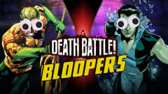 Thanos Vs Darkseid BLOOPERS! - Rooster Teeth